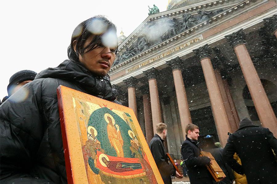 Фото:Александр Кулебякин / Global Look Press