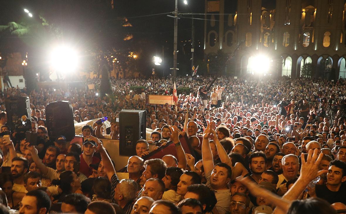 Фото: Irakli Gedenidze / Reuters