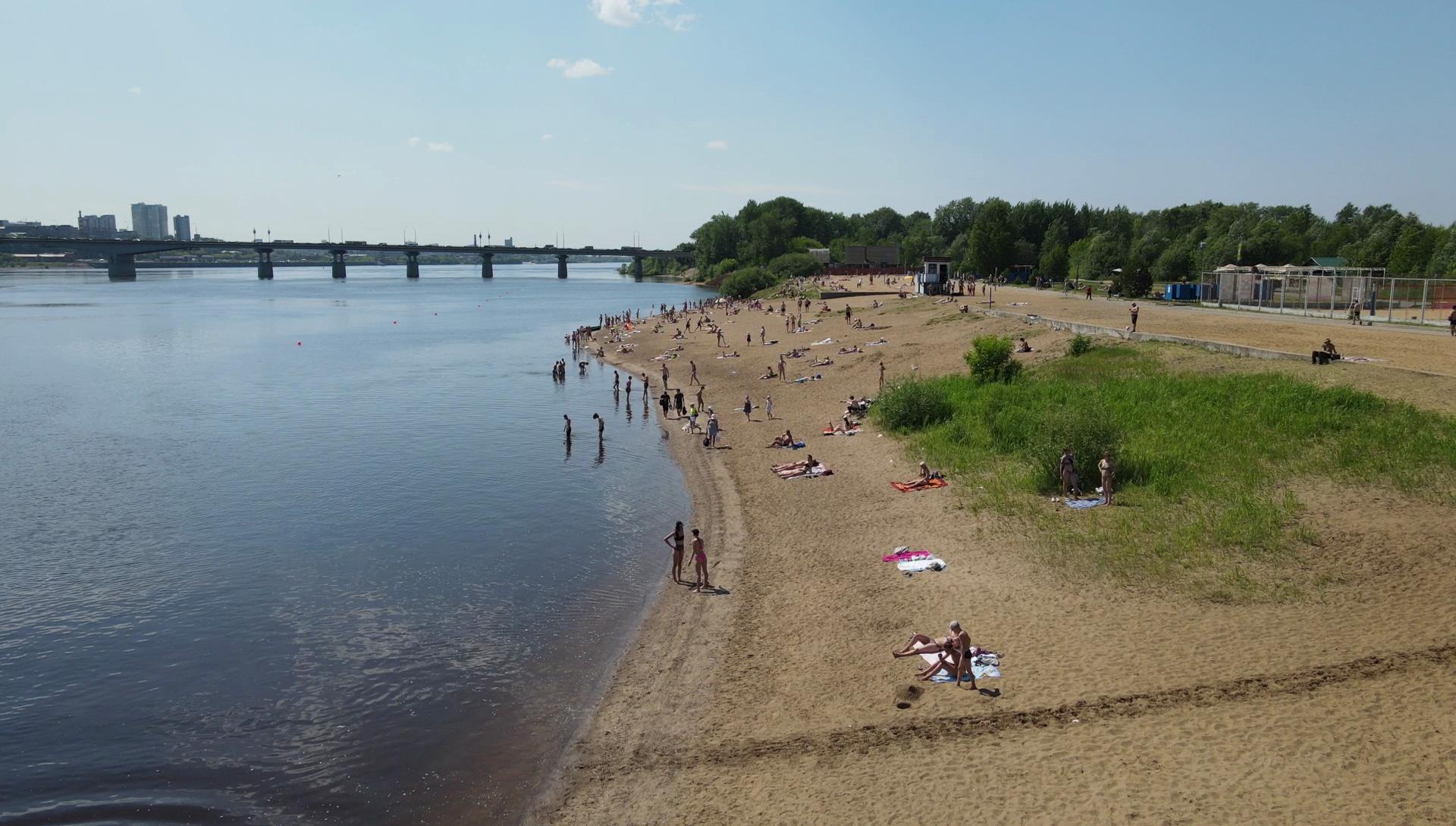 За сутки в Пермском крае утонули пять детей