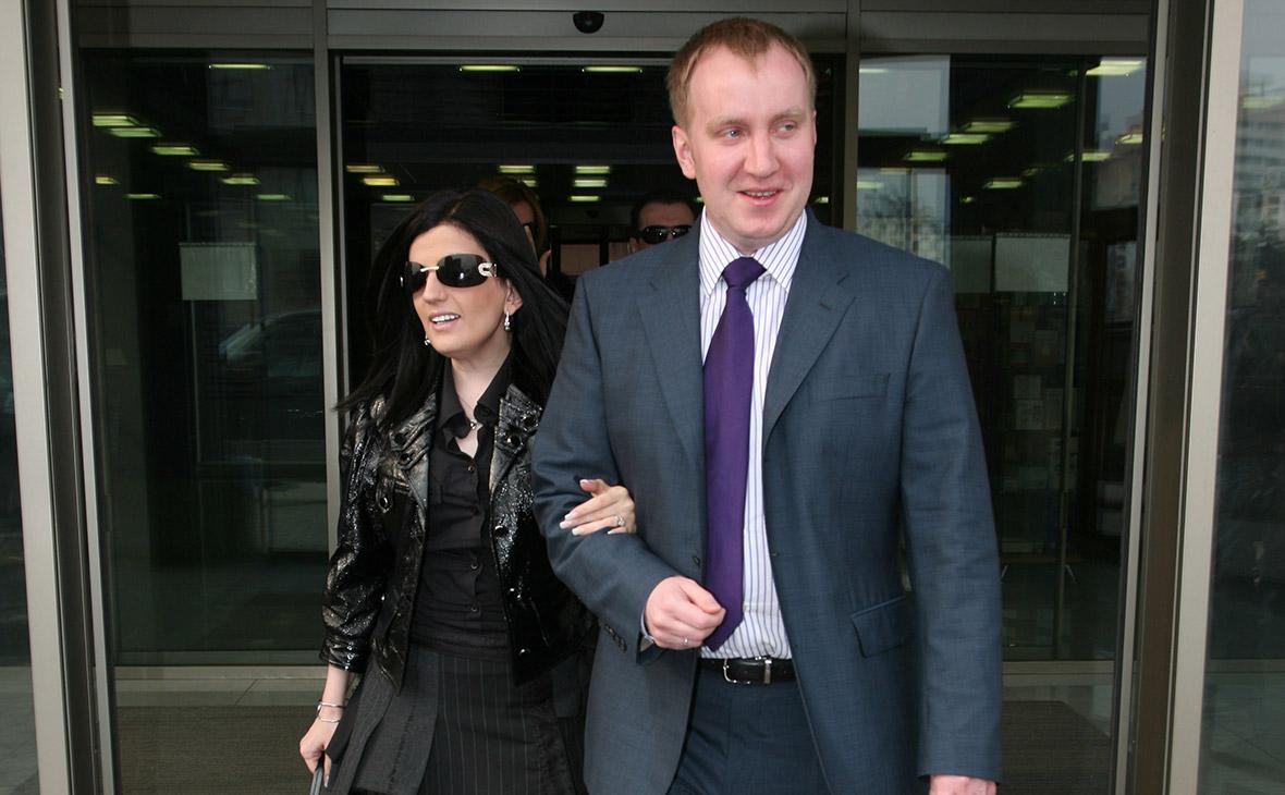 Певица Диана Гурцкая с мужем Петром Кучеренко