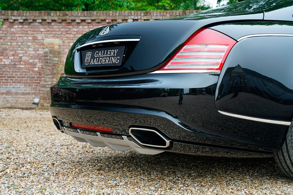 <p>Maybach 57S Coupe</p>