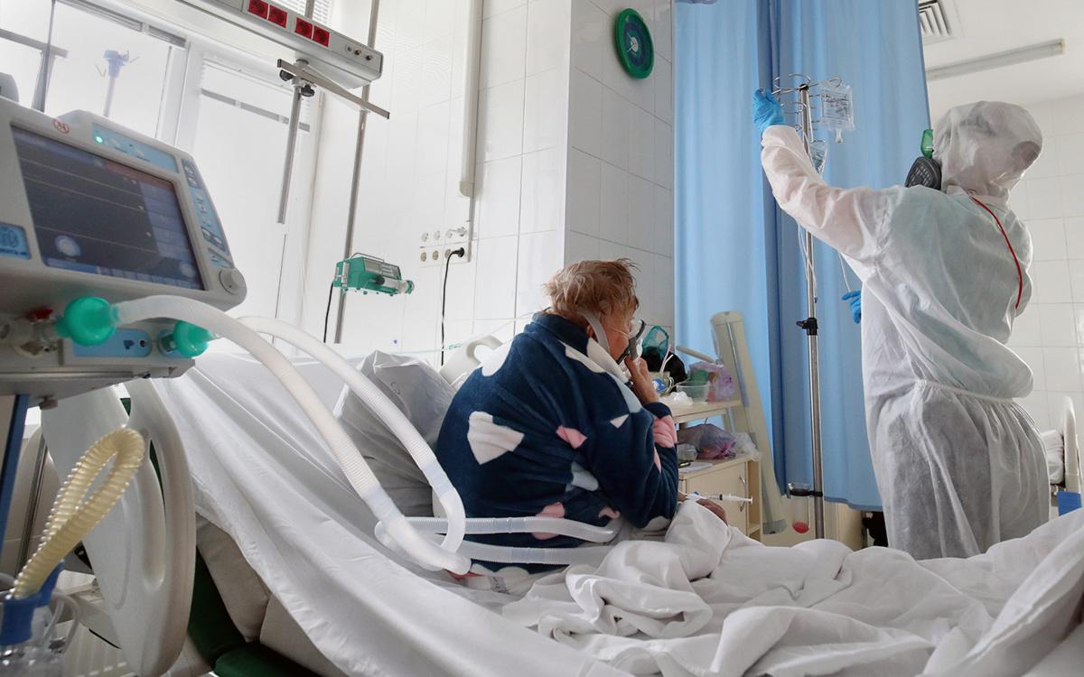 В России впервые с февраля выявили свыше 13,5 тыс. заболевших COVID-19
