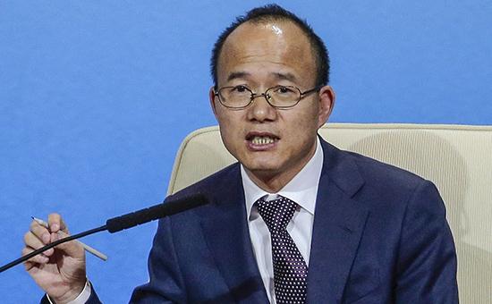 Глава китайского инвестиционного конгломерата Fosun InternationalГо Гуанчан