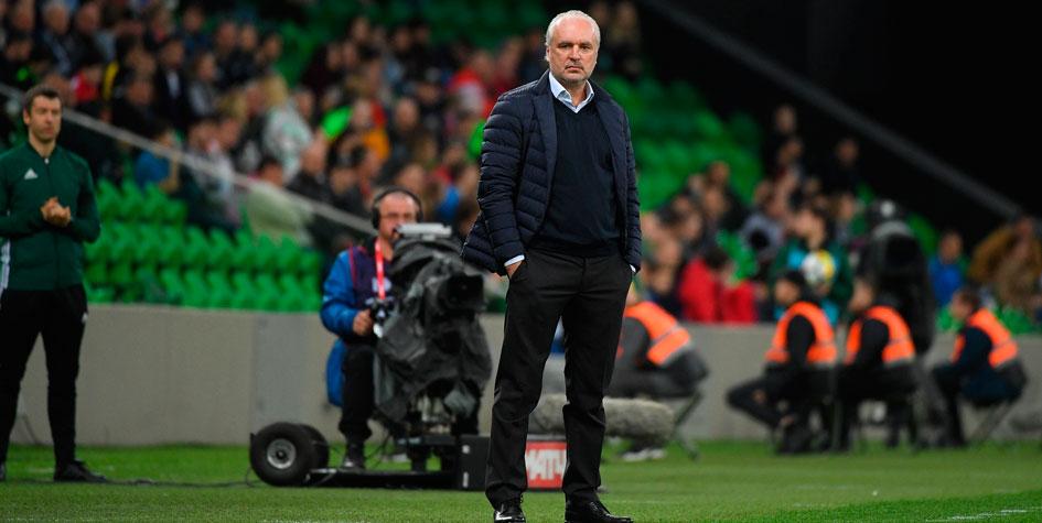 «Краснодар» отправил в отставку главного тренера