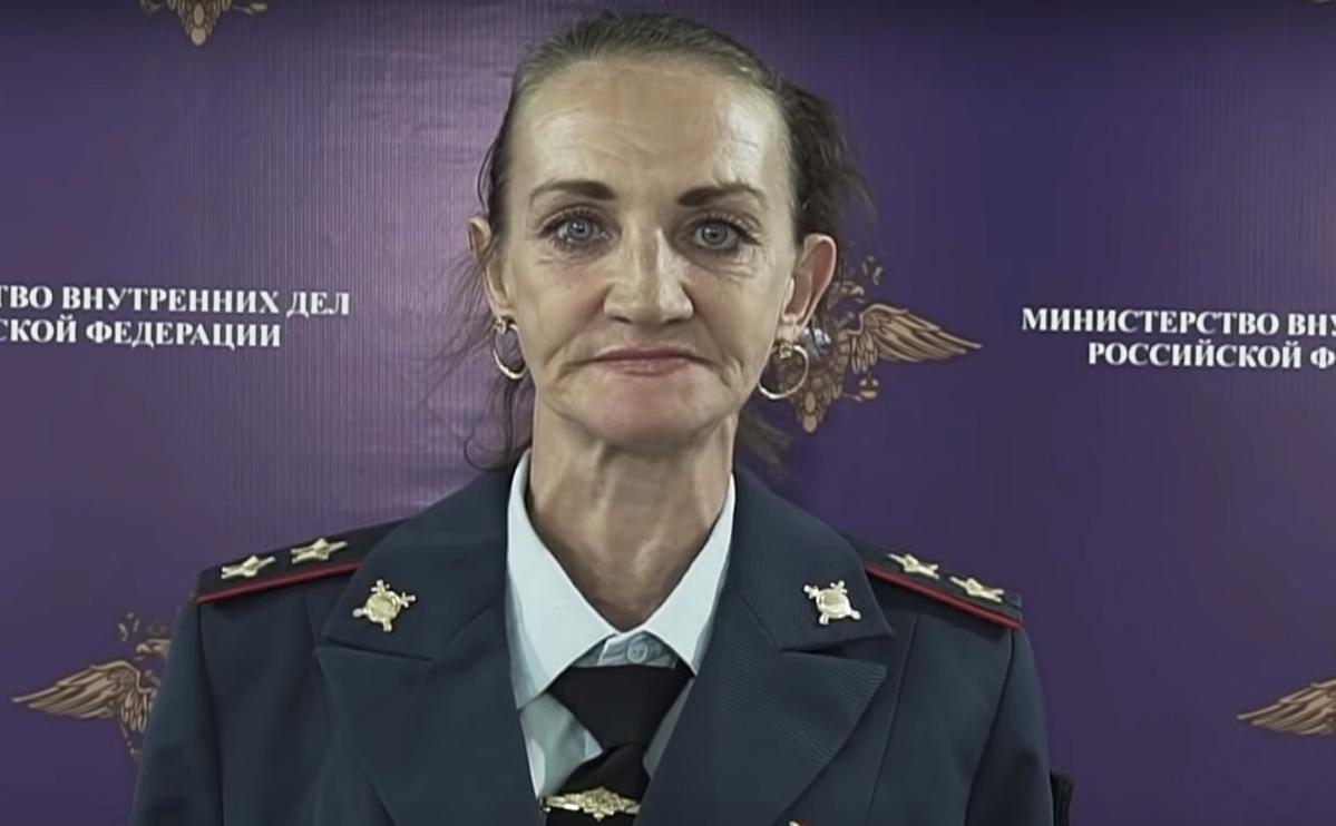 Лариса Кривоносова