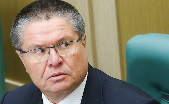 Глава министерства экономического развития России Алексей Улюкаев