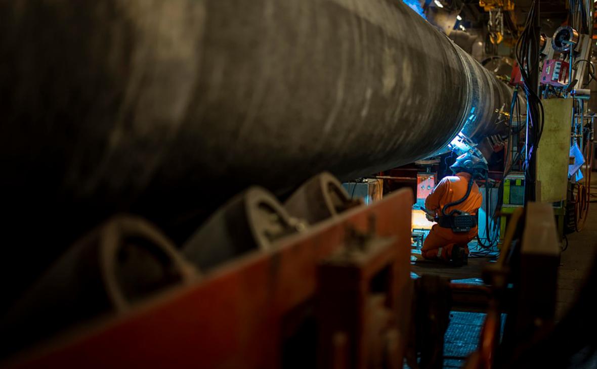 Фото:Nord Stream 2 / Aксель Шмидт