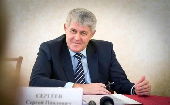 Глава города-курорта Сергей Сергеев