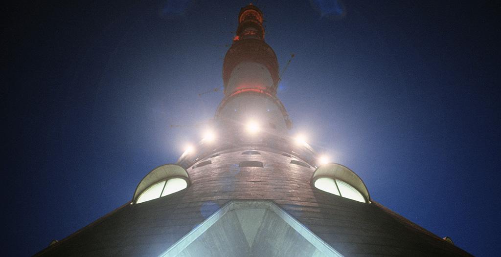Останкинская телевизионная башня