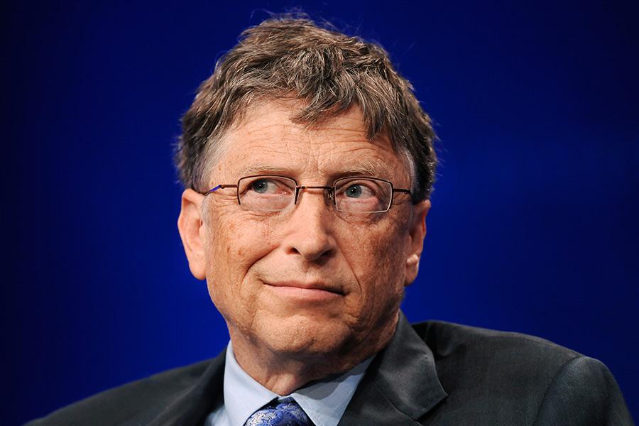 1. Билл Гейтс— $86 млрд. 61год,США. Источник состояния: Microsoft