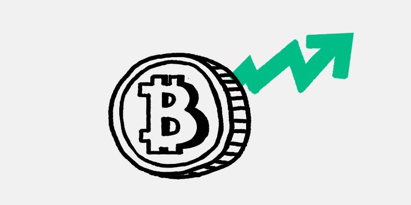 Bitcoin árfolyam (BTC/USD)