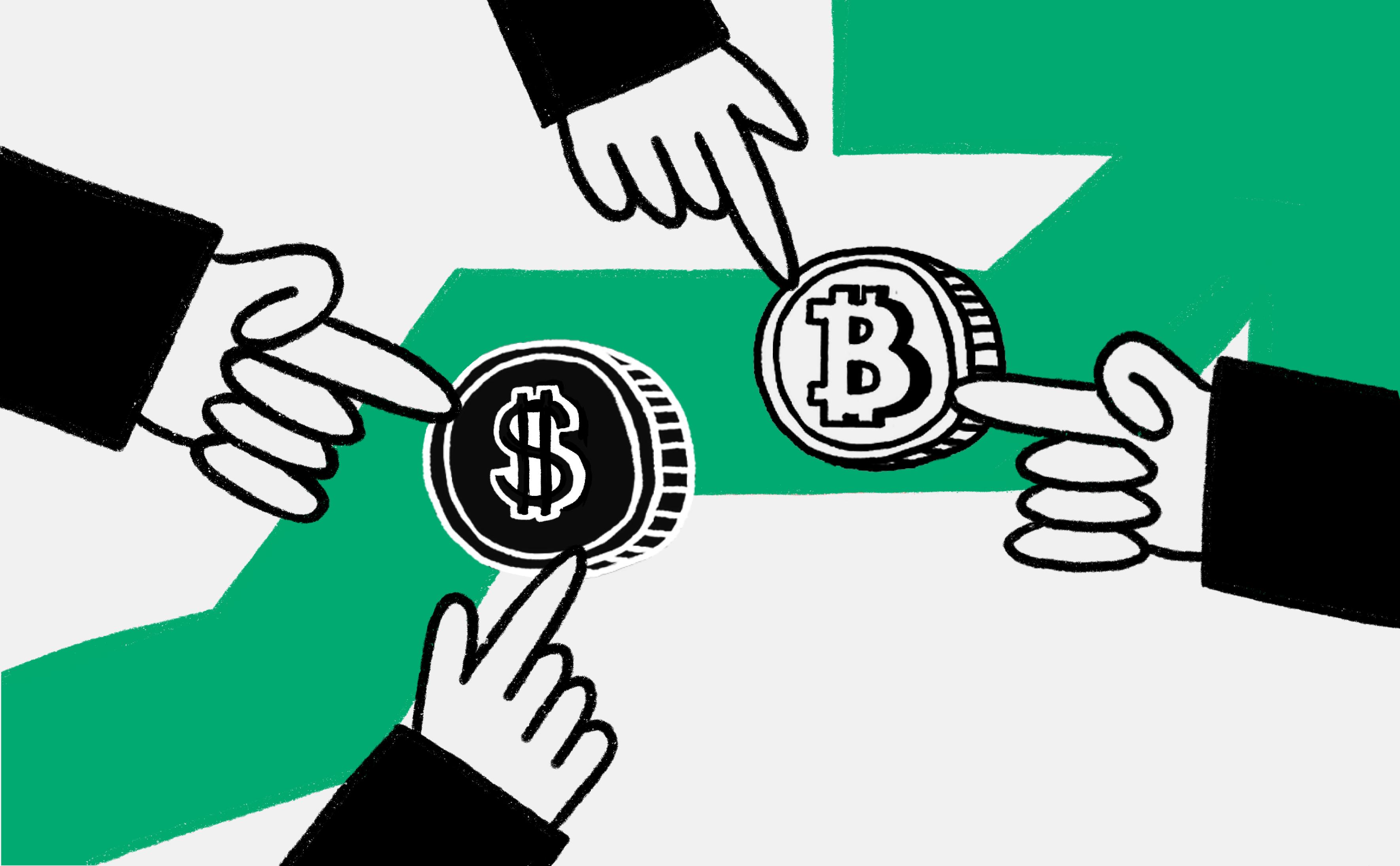 investuokite bitkoin su euro
