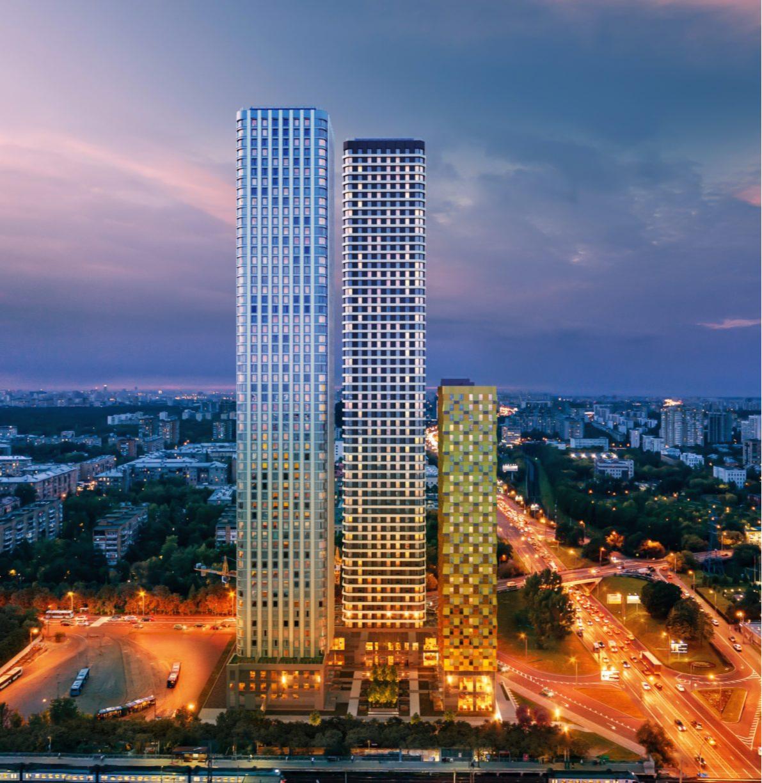 Проект D1.Визуализация предоставлена архитектурным бюро Ивана Грекова