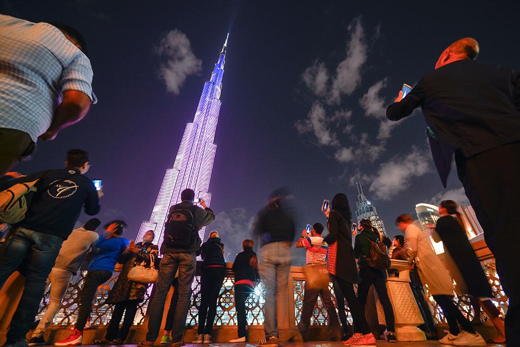 № 1. Бурдж-Халифа (Burj Khalifa)   Высота: 828 м, 163 этажа Место: Дубай, ОАЭ Назначение: офисы, жилье и отель Архитектура:Skidmore, Owings & Merrill LLP (SOM) Дата строительства: 2010 год
