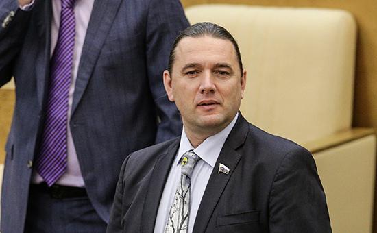 Депутат Максим Шингаркин