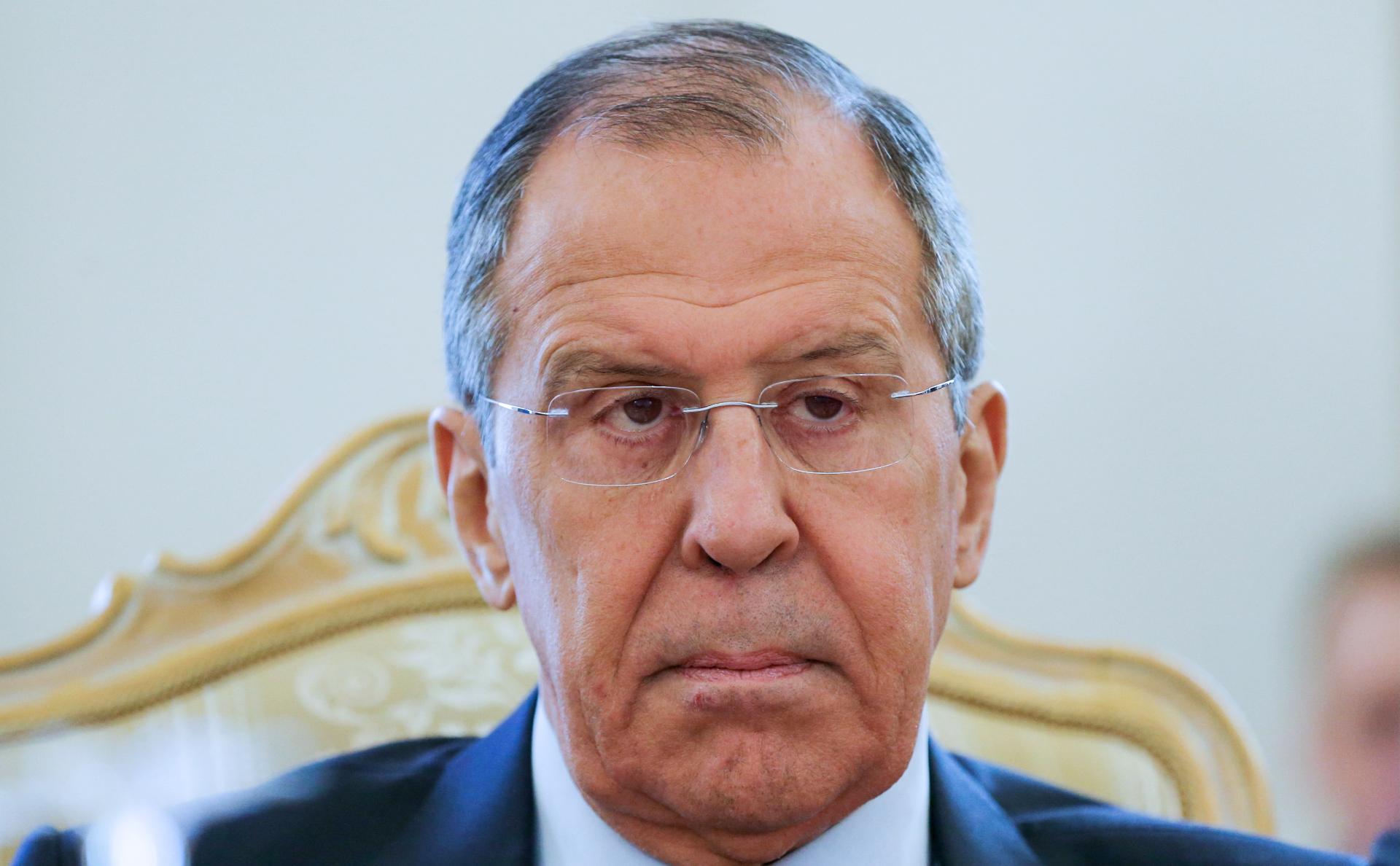 Лавров заявил, что причиной кризиса в Ливии стало вмешательство НАТО