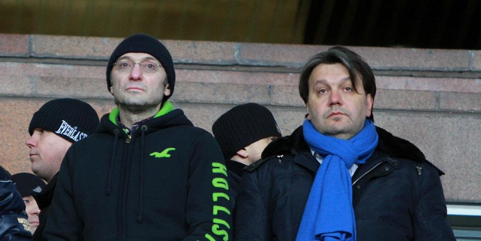 Сулейман Керимов (слева) и Герман Ткаченко (справа)