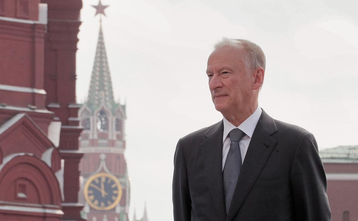 Патрушев заявил о появлении еще одного военного блока против России