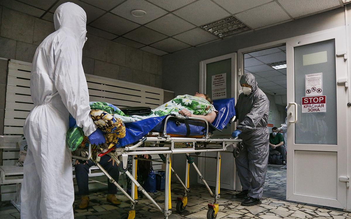 Фото: Максим Киселев / ТАСС
