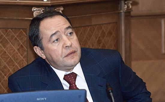 Экс-глава «Газпром-Медиа» Михаил Лесин