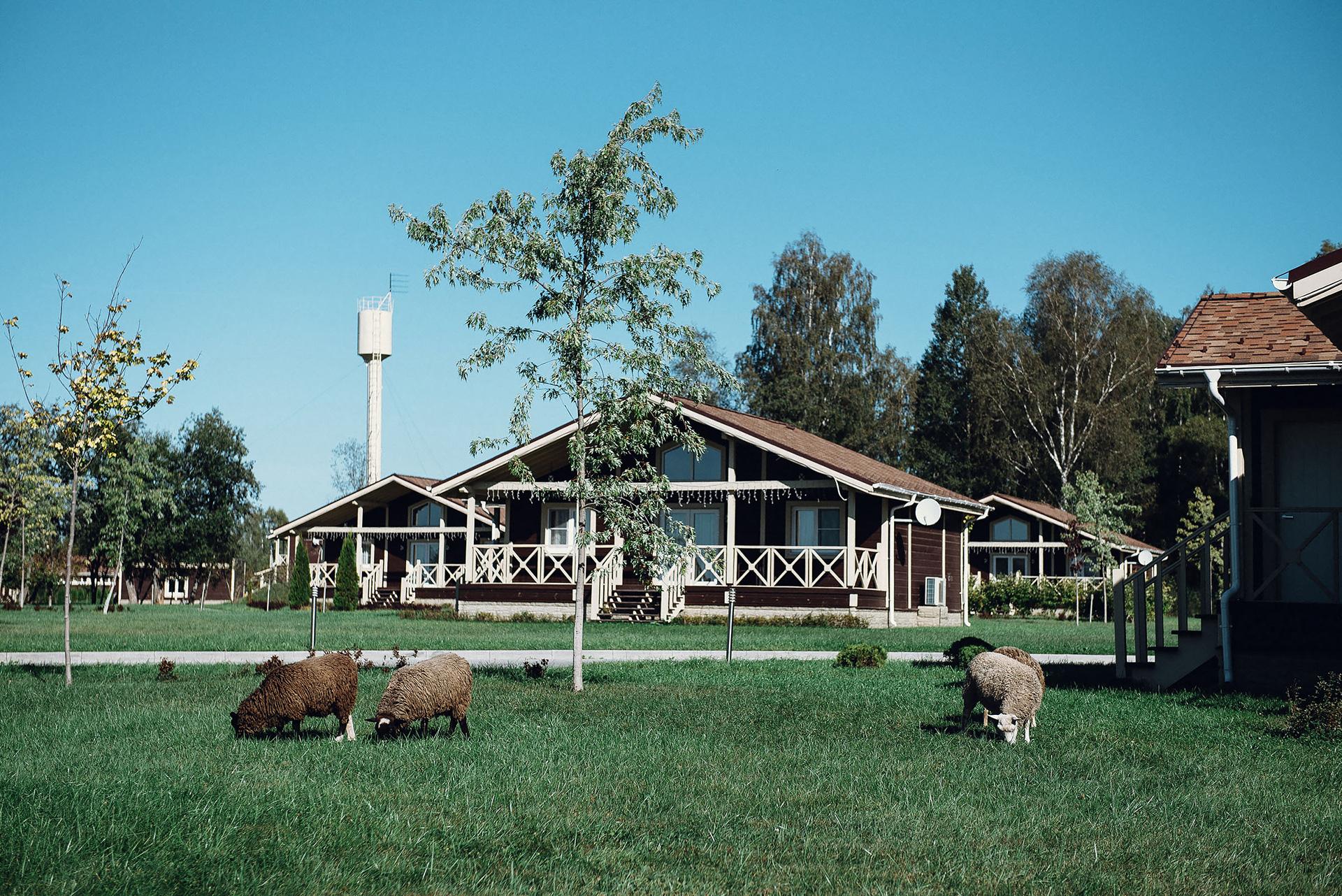 Территория Vazuza Country Club