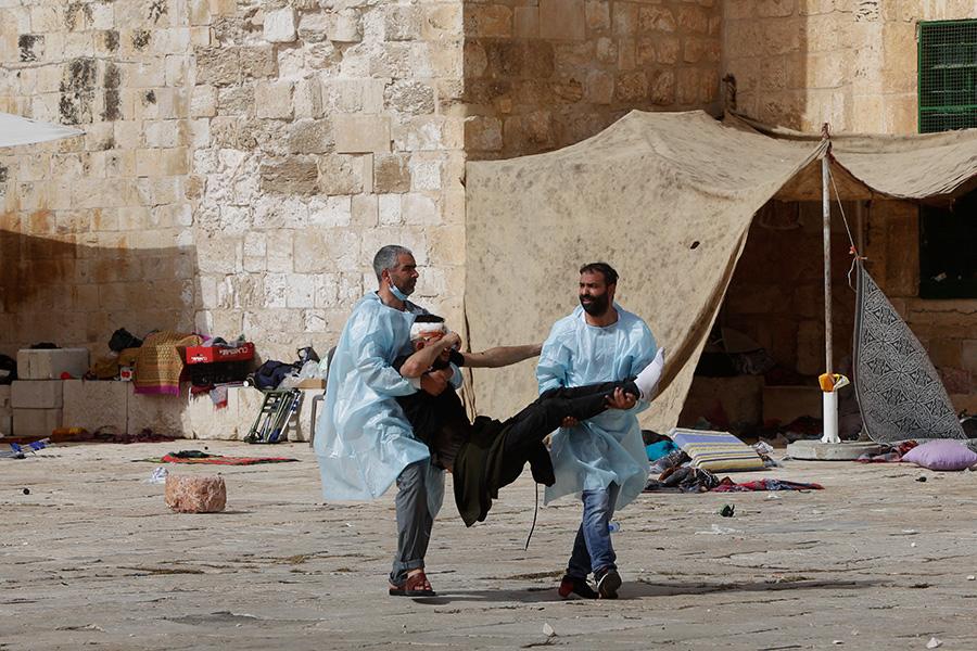 Фото:Mahmoud Illean / AP