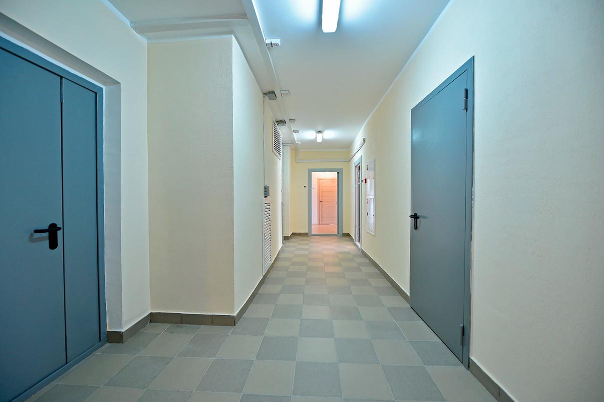 Общий коридор на этаже