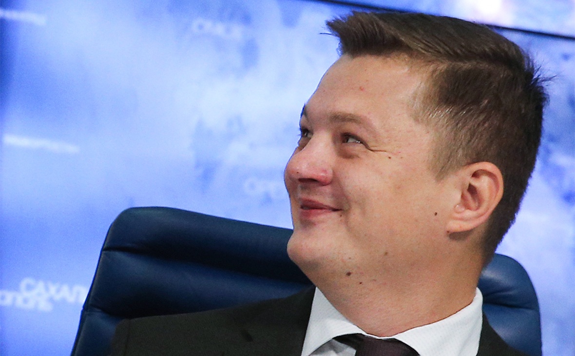 Александр Свинин