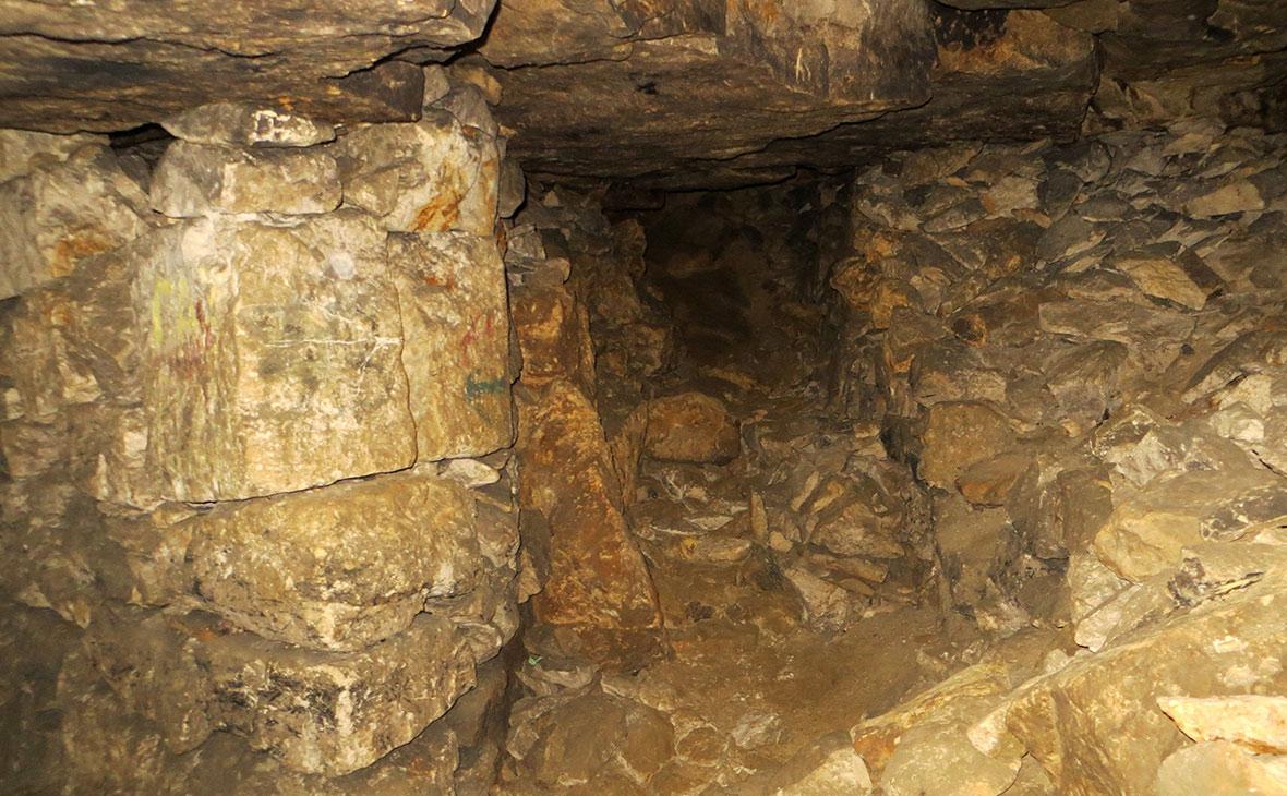 Сьяновские каменоломни