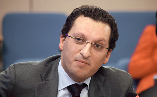 Cовладелец компании «Сибур» Кирилл Шамалов