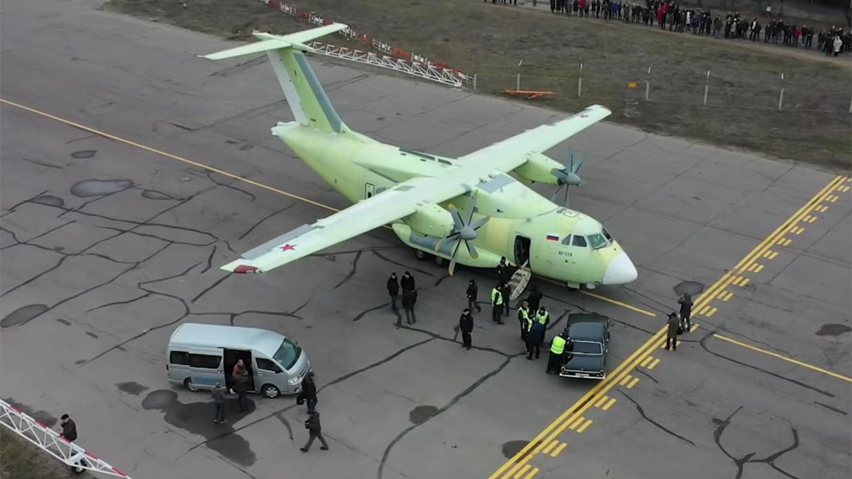 Презентация Ил-112 состоится на МАКС-2019 Свежие Новости Сегодня