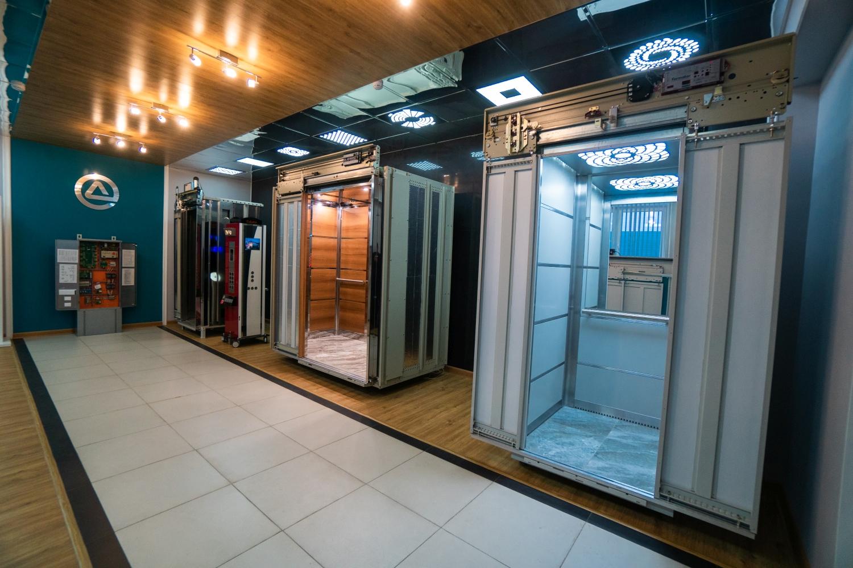 Надежный поставщик лифтов