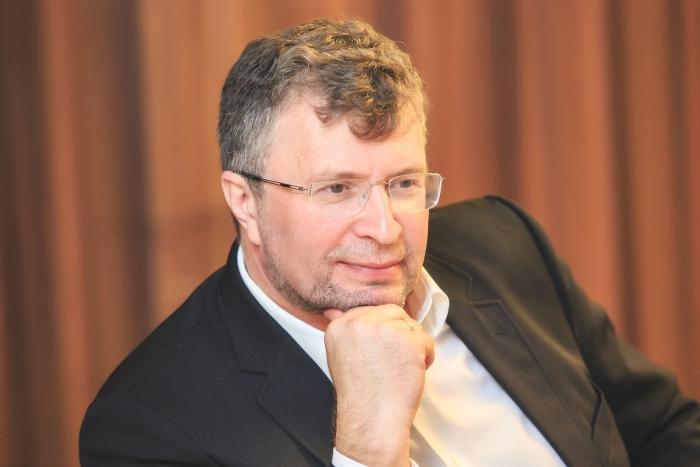 Юрий Дергачев, совладелец компании «Юринат», президент Балтийского делового клуба.