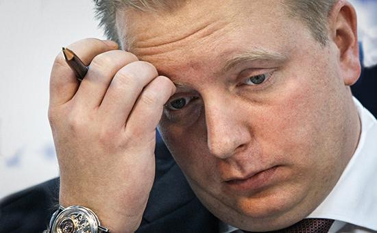 Глава Российского авторского общества Сергей Федотов