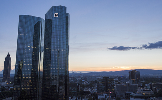 Главный офисDeutsche Bank