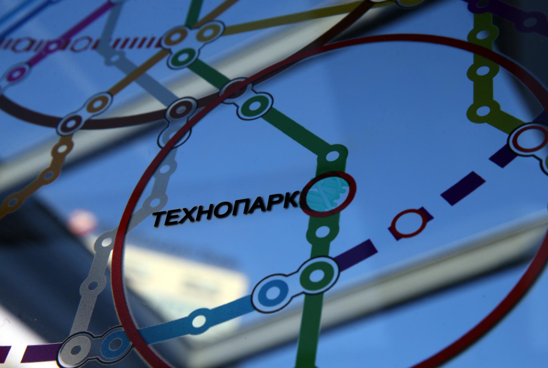 Станция метро «Технопарк» в 2021 году станет транспортно-пересадочным узлом с высоким пассажирским трафиком