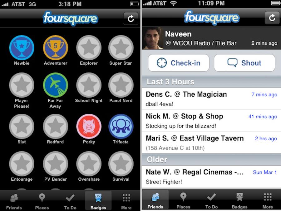 MVP Foursquare