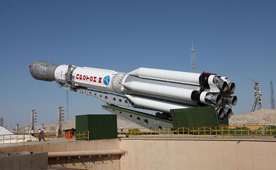 Ракета-носитель «Протон-М». 2013 год