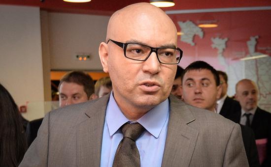 Главный редактор The Moscow Times Наби Абдуллаев