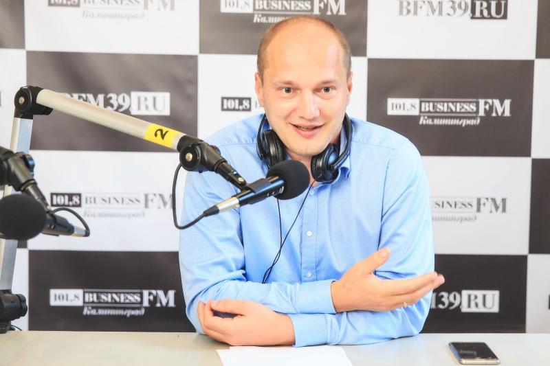 Генеральный директор компании «1С-Битрикс» Сергей Рыжиков
