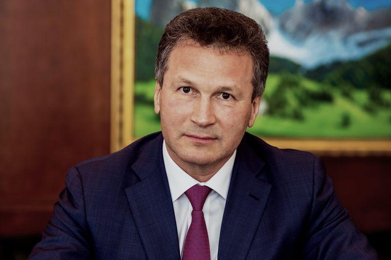 Основатель девелоперской компании «Главстройкомплекс» и бывший вице-губернаторЛенобласти Николай Пасяда