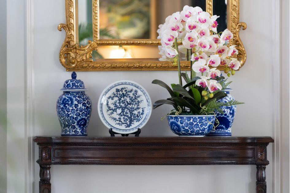 Украсьте жилье китайским фарфором