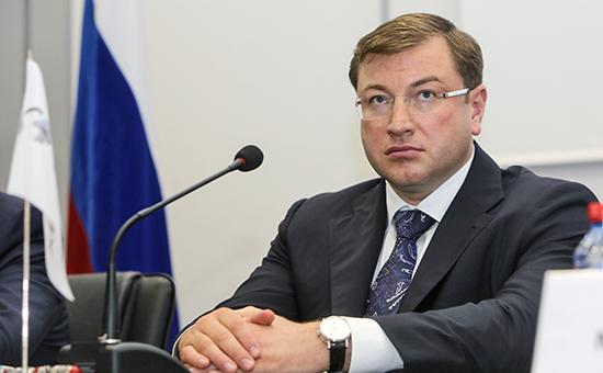 Петербургский предприниматель Дмитрий Михальченко