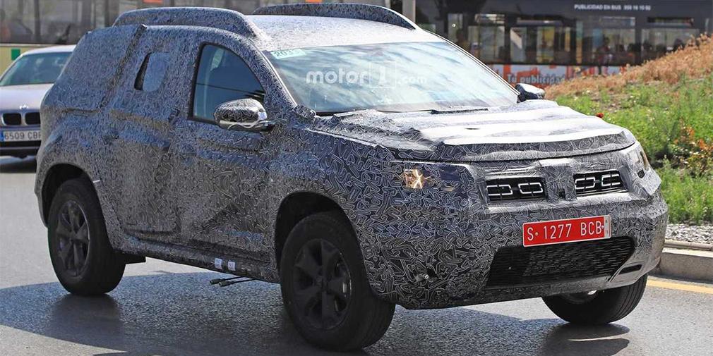Dacia/Renault Duster