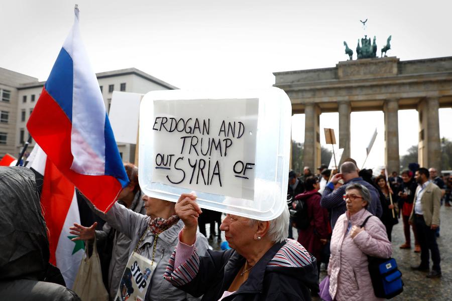 Фото:Axel Schmidt / Reuters