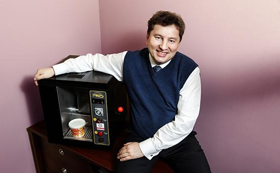 Предприниматель Игорь Байбулатов