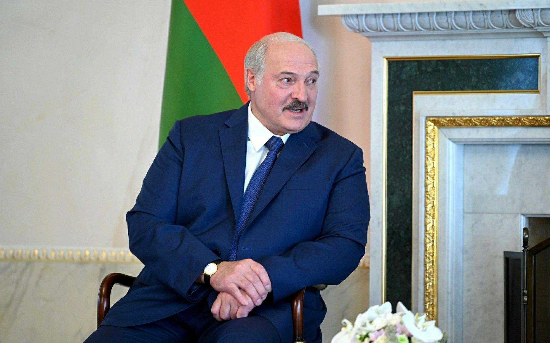 Фото: Александр Лукашенко (Global Look Press)