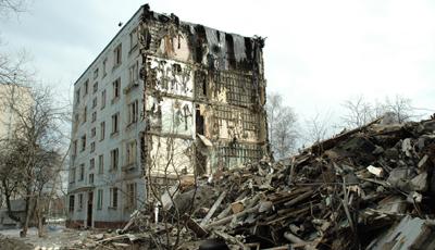 В Подмосковье снесут около 400 многоквартирных домов. СПИСОК