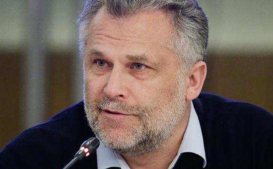 Cпикер заксобрания Севастополя Алексей Чалый