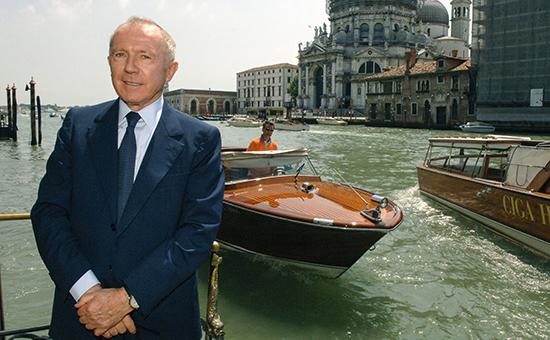 Один из богатейших людей ФранцииФрансуа Пино